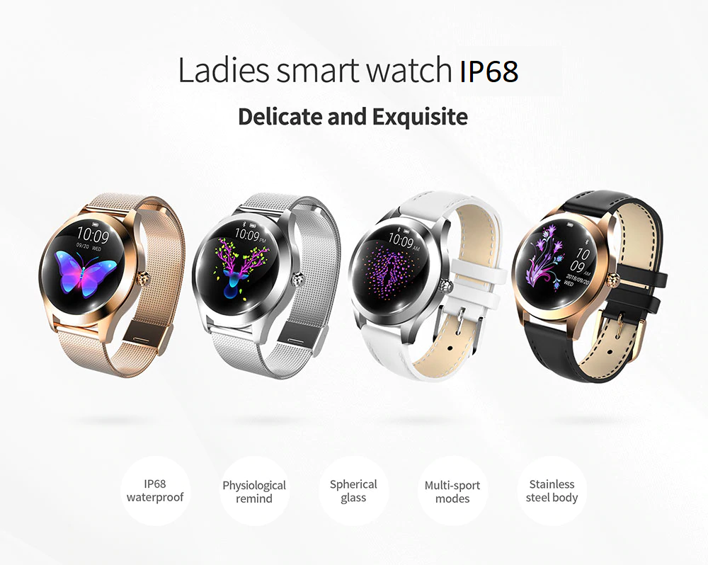 IP68 Smart Watch - Stigma Watches Blog