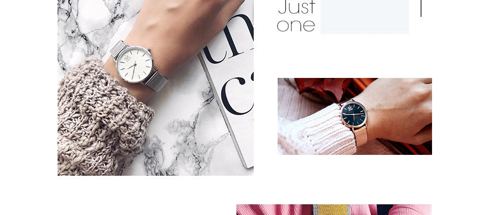 Ghost Iris - Quartz Watch | Stigma Watches™ - Online Store