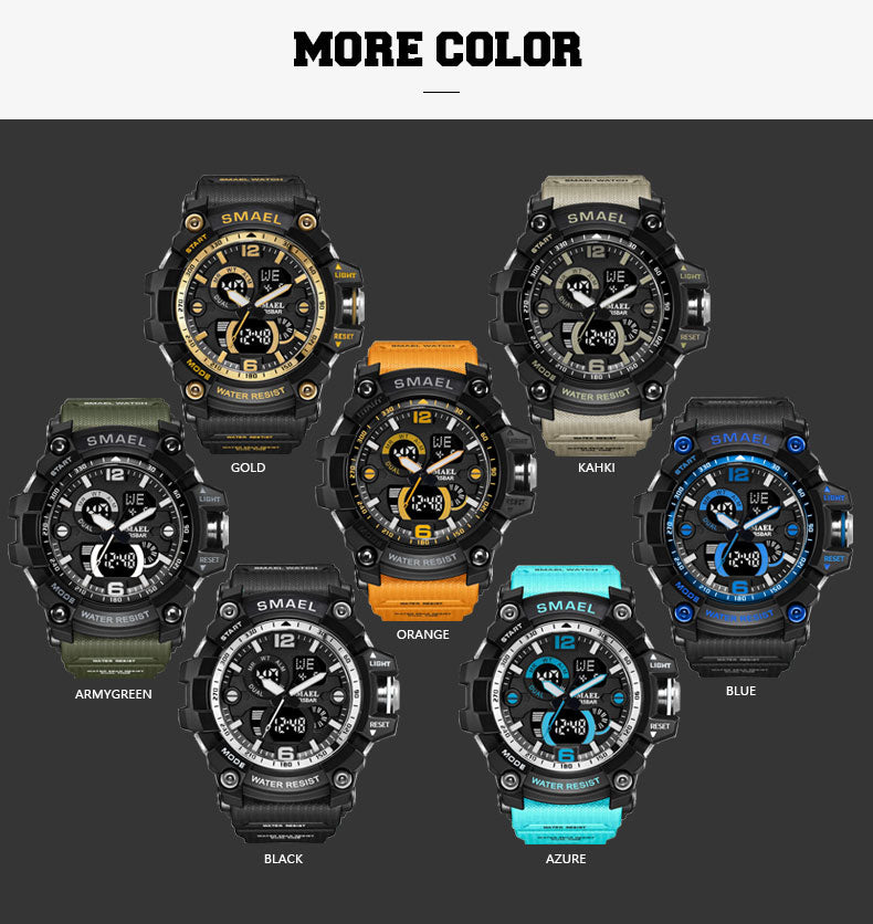 Slate - Digital Watch | Stigma Watches™ - Online Store