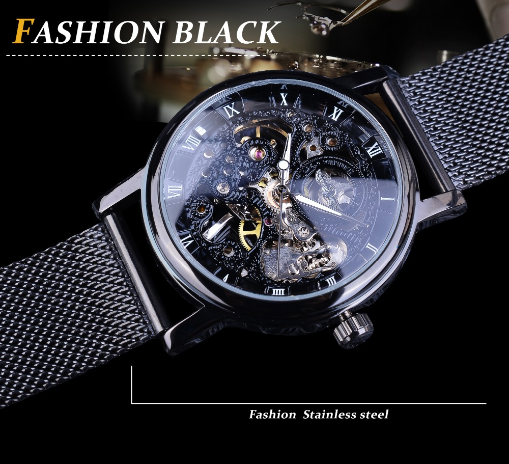 AT - Mechanical Watch | Stigma Watches™ - Online Store