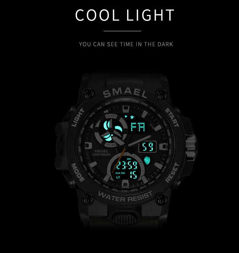 Range - Digital Watch | Stigma Watches™ - Online Store