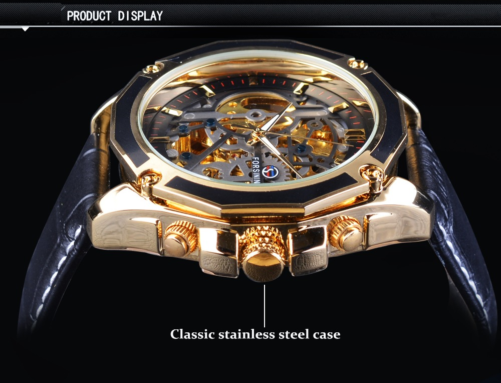 Transparent - Mechanical Watch | Stigma Watches™ - Online Store