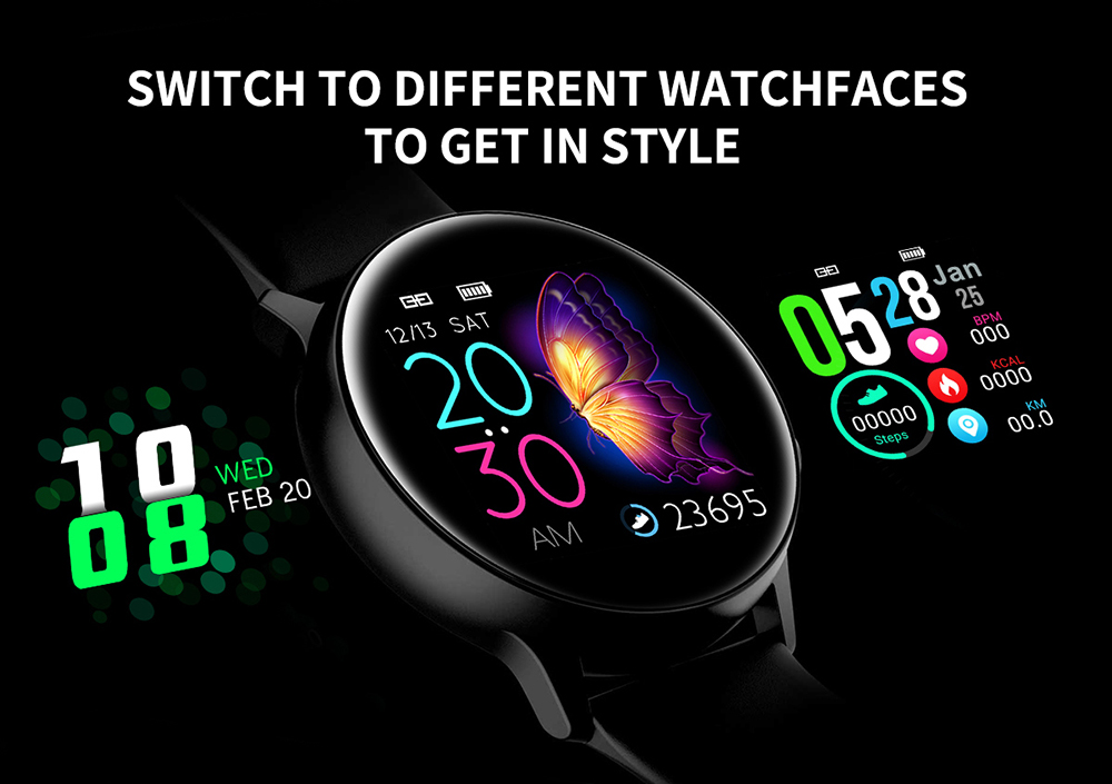 Nova XP3 Smart Watch | Stigma Watches™ - Online Store