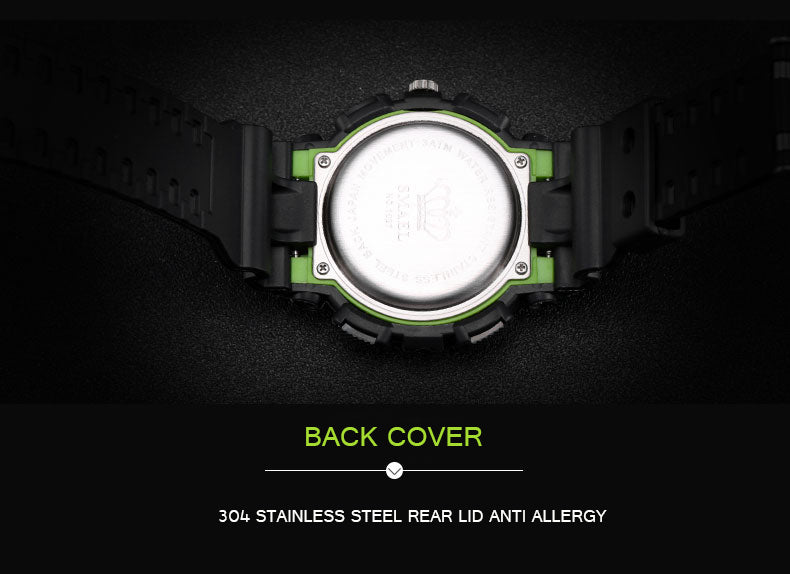 Blacktop - Digital Watch | Stigma Watches™ - Online Store
