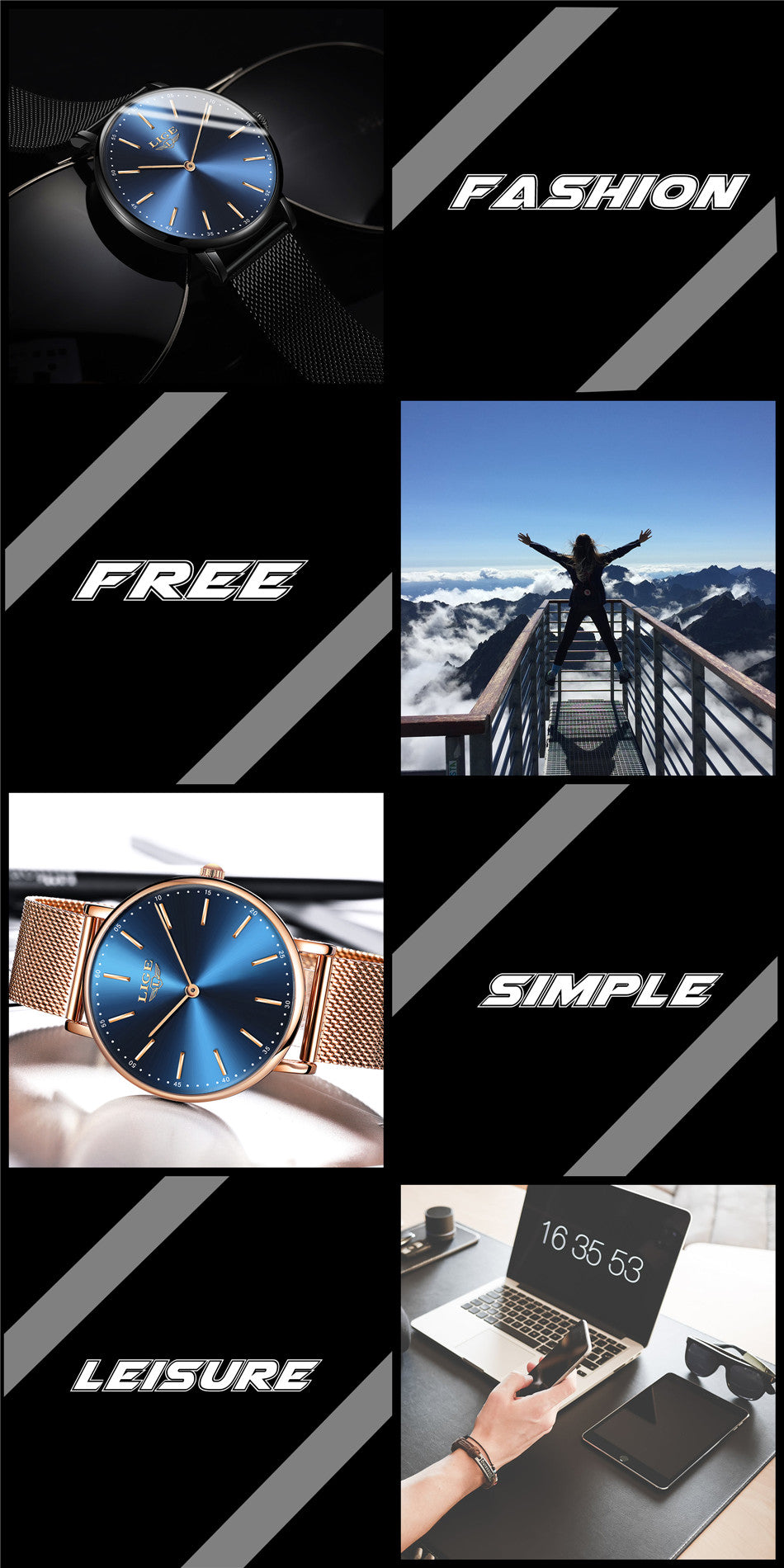 Vortex - Quartz Watch | Stigma Watches™ - Online Store