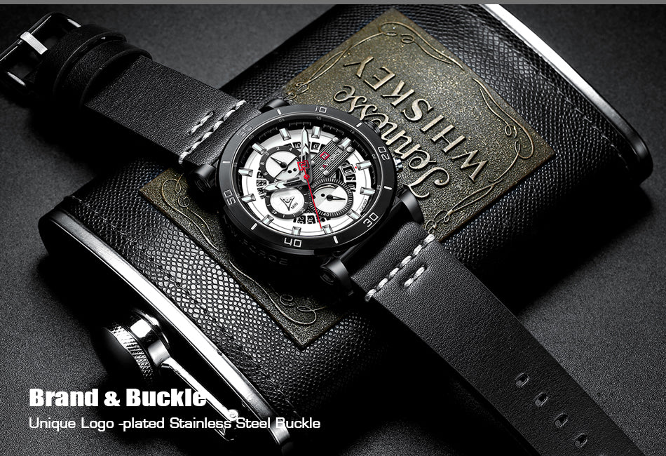 Heimdall - Mechanical Watch | Stigma Watches™ - Online Store