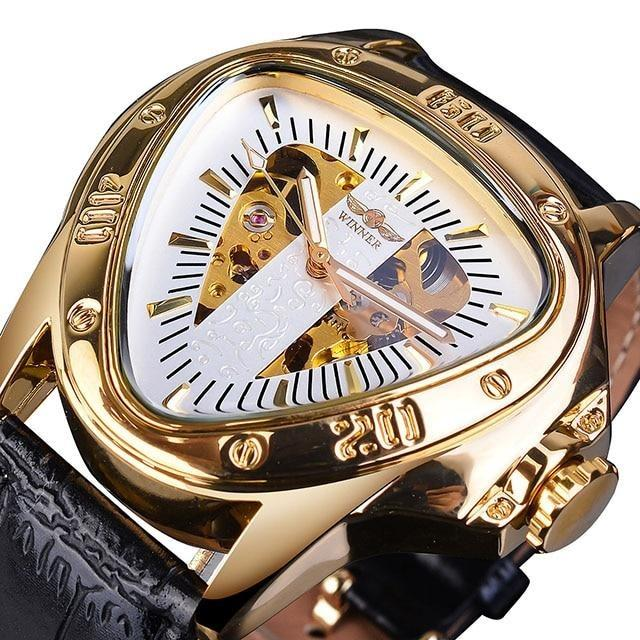 Triangle - Mechanical Watch - watch - Automatic Watches, men, men's watches - Stigma Watches™