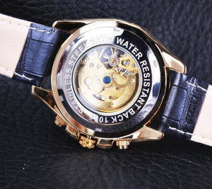 Transparent - Mechanical Watch - watch - Automatic Watches, men, men's watches - Stigma Watches™