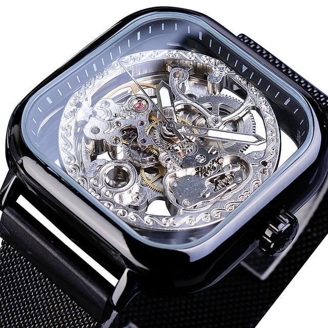 Paradox - Mechanical Watch - watch - Automatic Watches, women, women's watches - Stigma Watches™