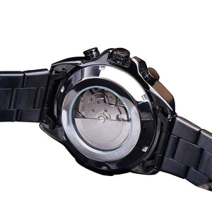 Three Dials - Mechanical Watch - watch - Automatic Watches, men, men's watches - Stigma Watches™