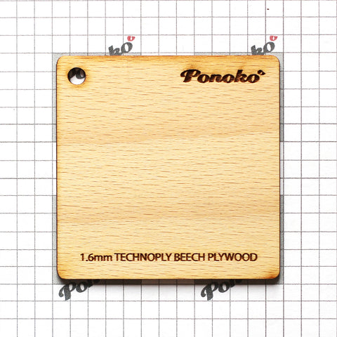 Plywood - Beech