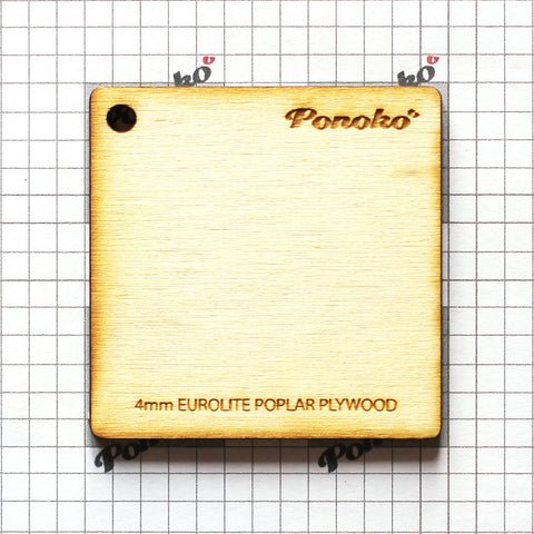 Plywood - Poplar