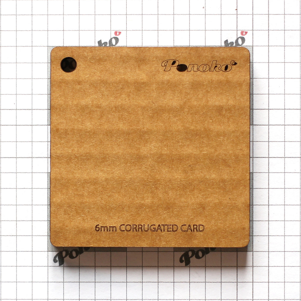Card - Corrugated