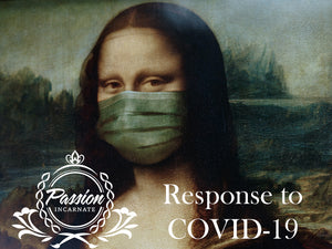 Passion Incarnate's Disease Prevention & Cleanliness Policy
