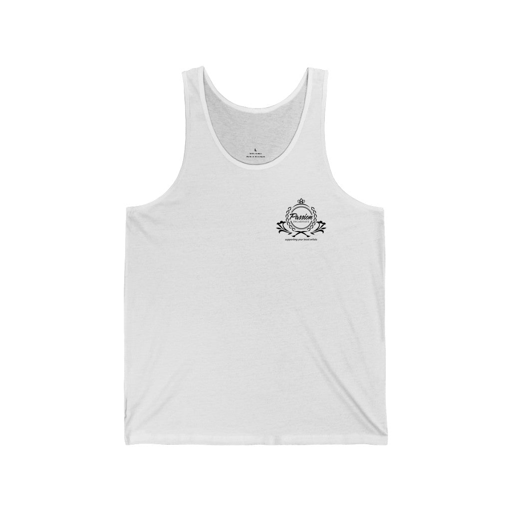 Warm & Sharp - Jersey Tank