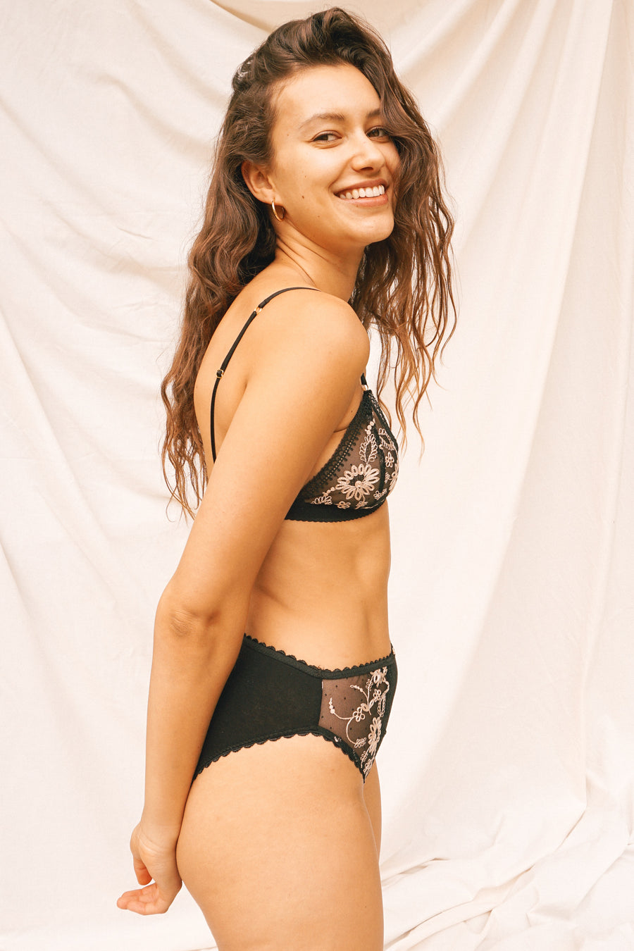 Bayleigh High Waist Knicker