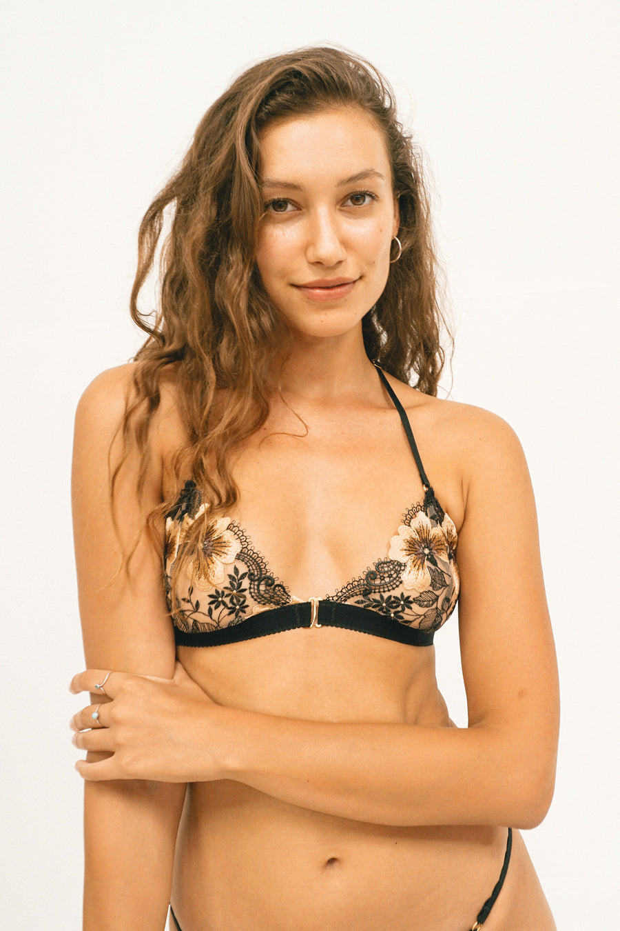 Bernie Decor Back Bralette