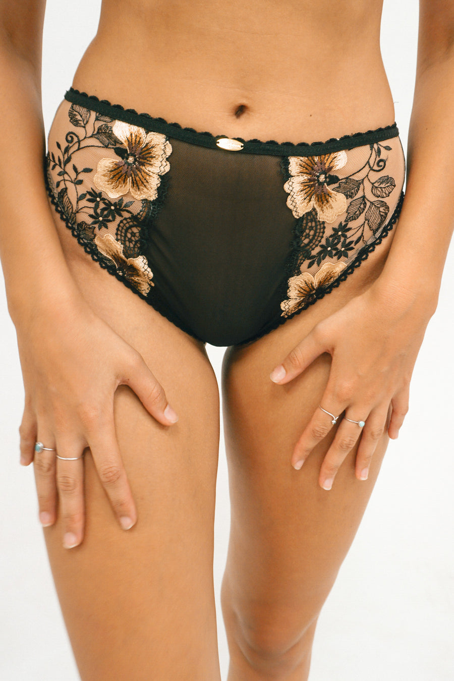 Bernie High Waist Knicker