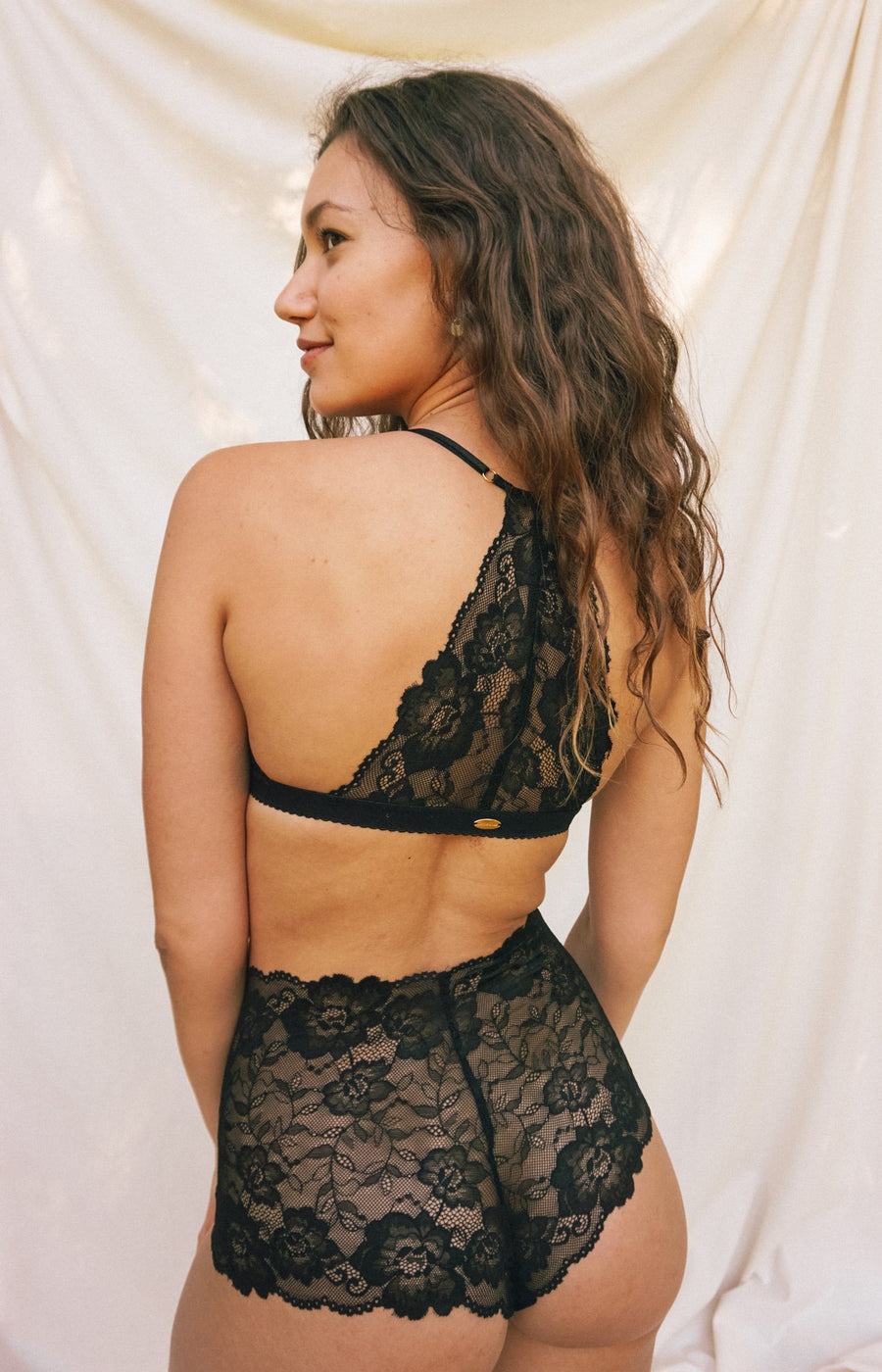 Brooklyn Full Back Bralette