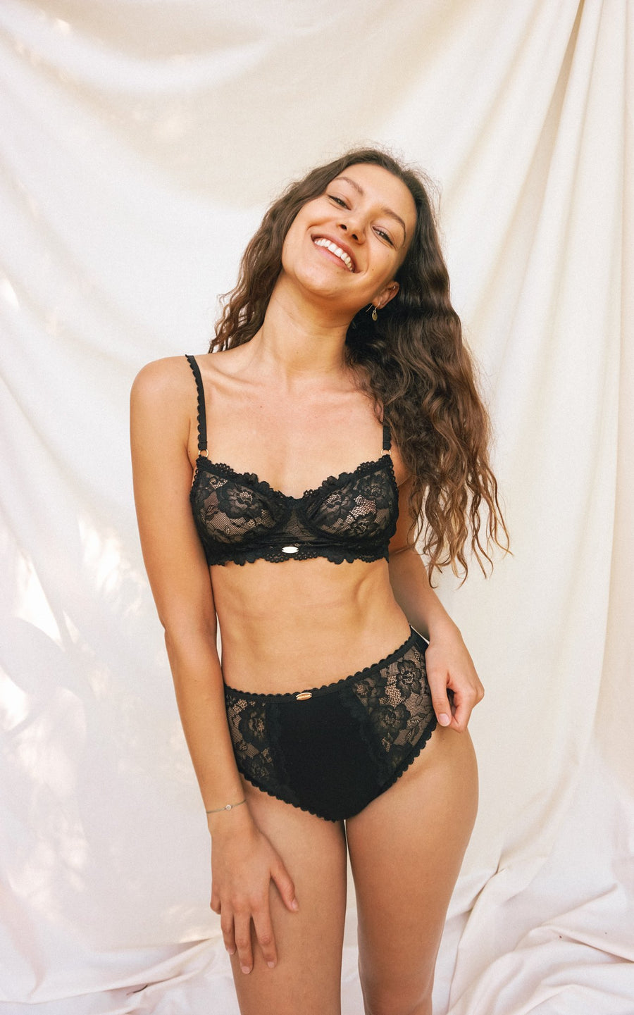 Brooklyn Half Cup Bra