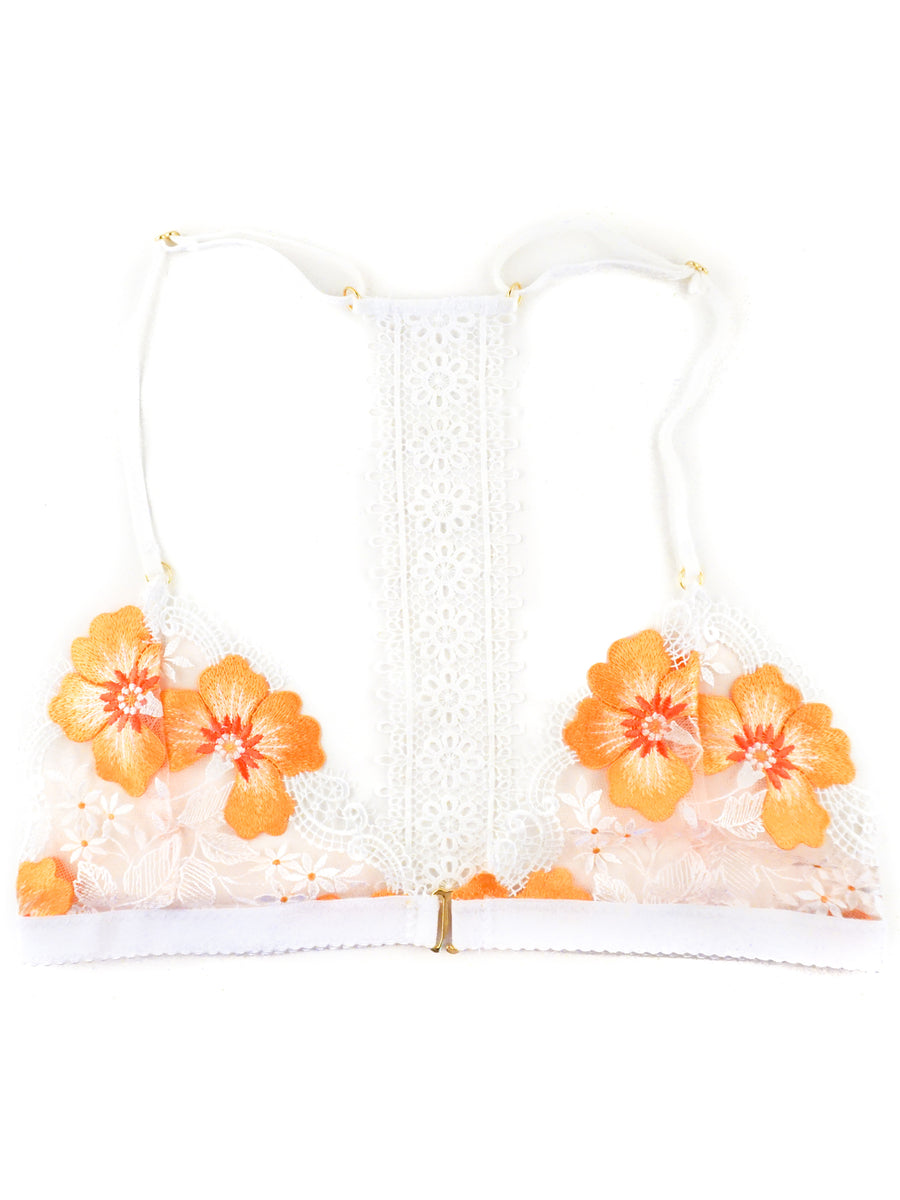 Buttercup Decor Back Bralette