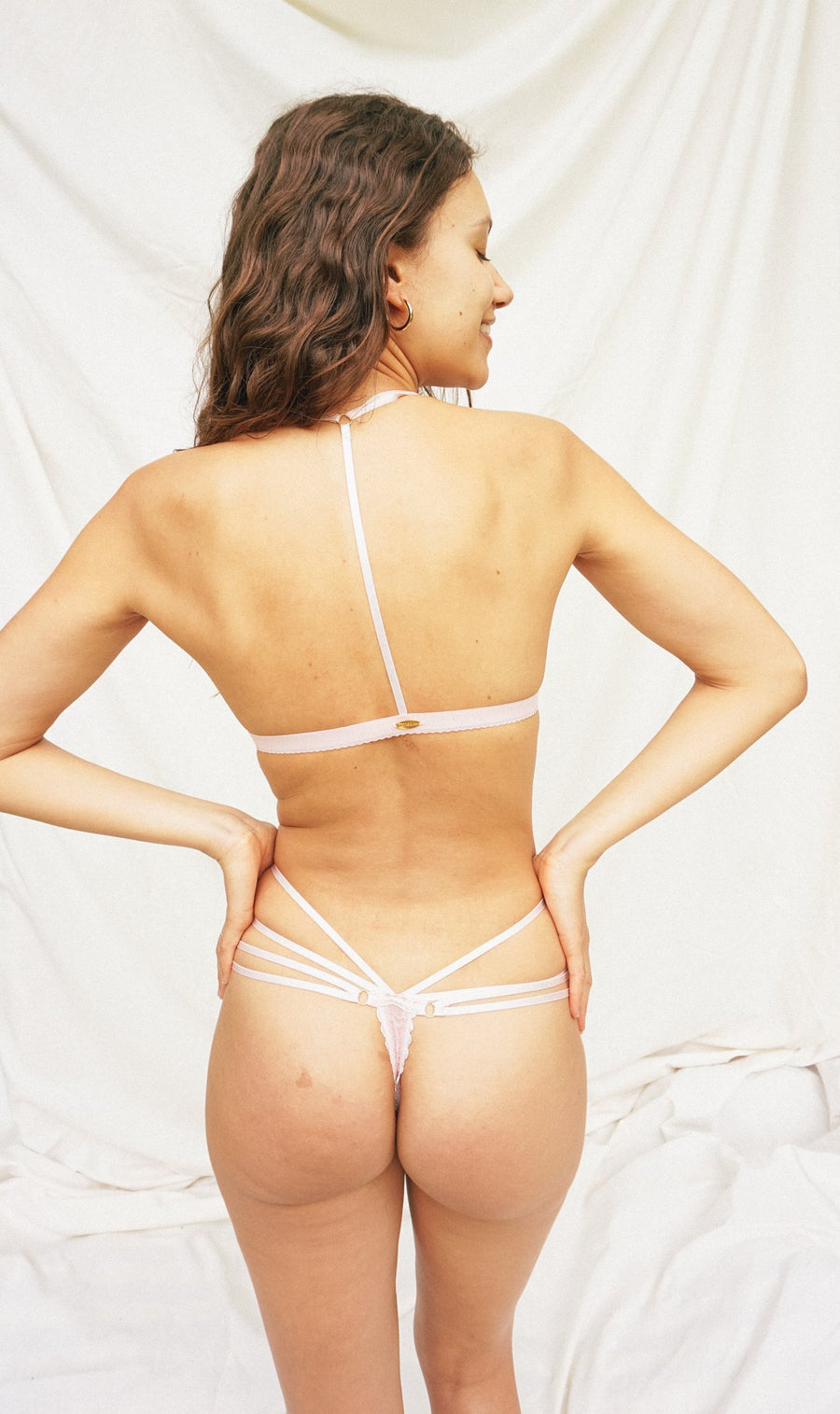 Callie Strappy Knicker