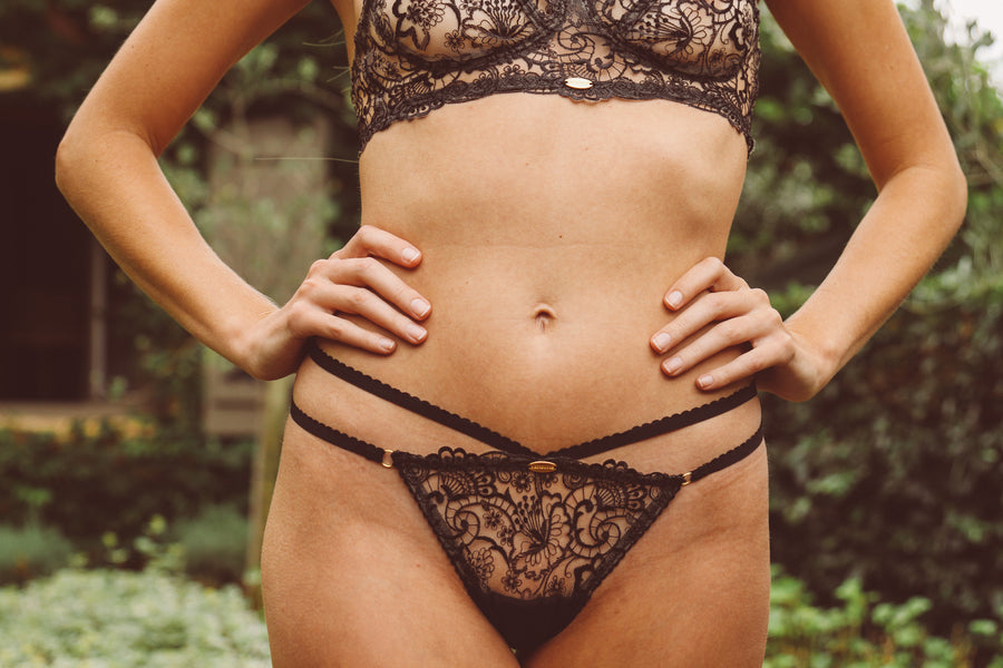 Dahlia Strappy Knicker