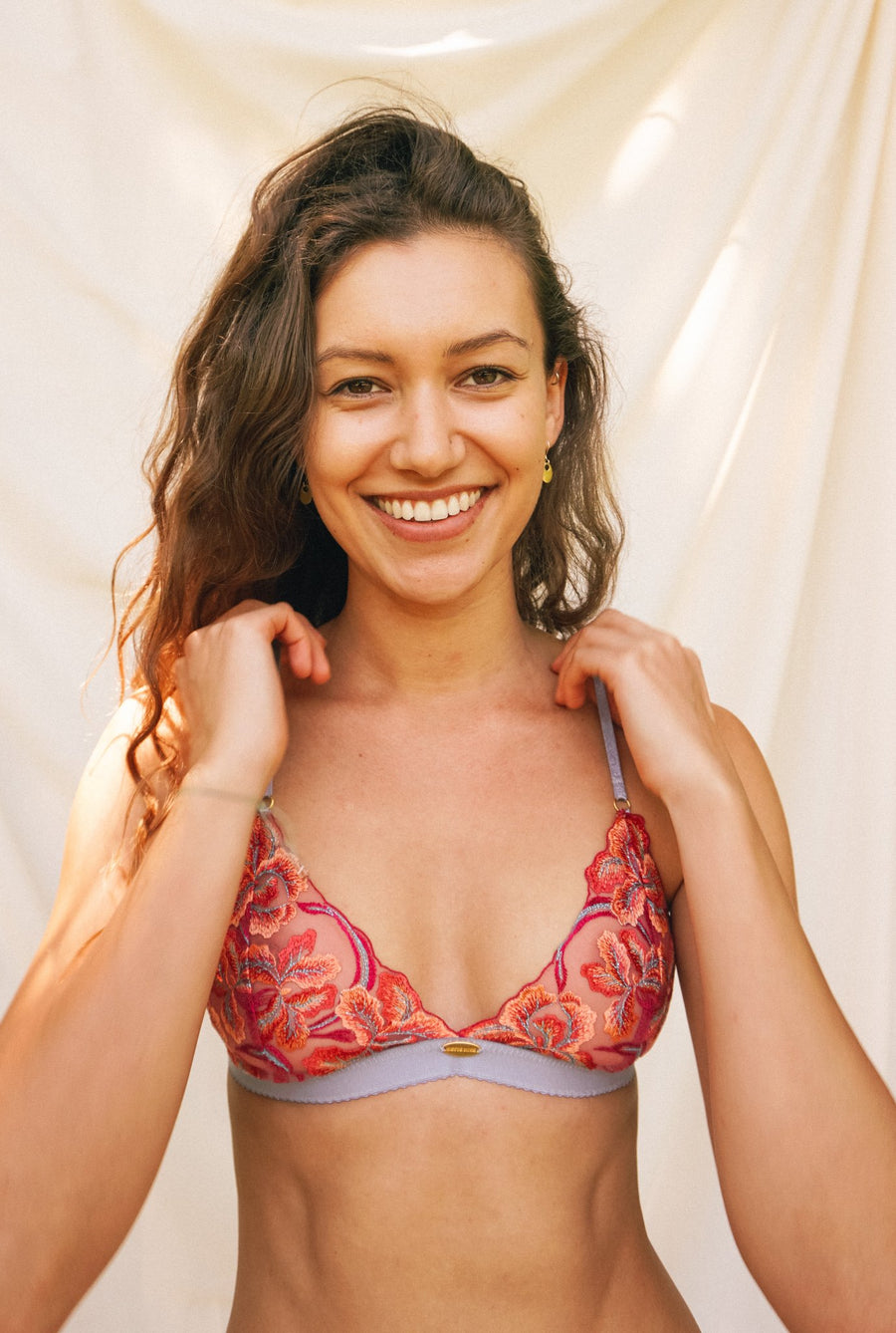 Charlie Triangle Bralette (SOLD OUT)