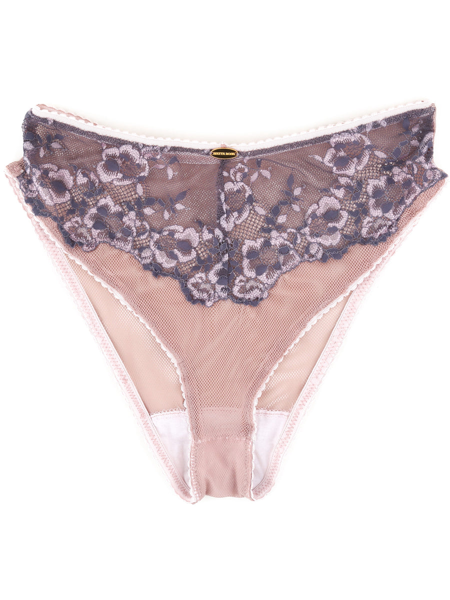 Dawn High Leg Knicker ~ Sold Out