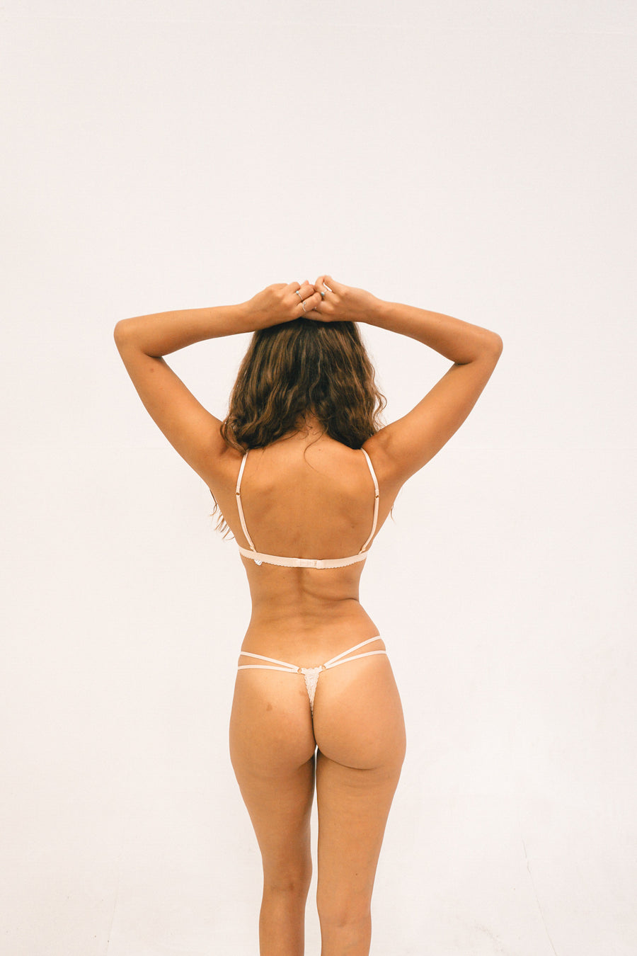 Ginger String Knicker