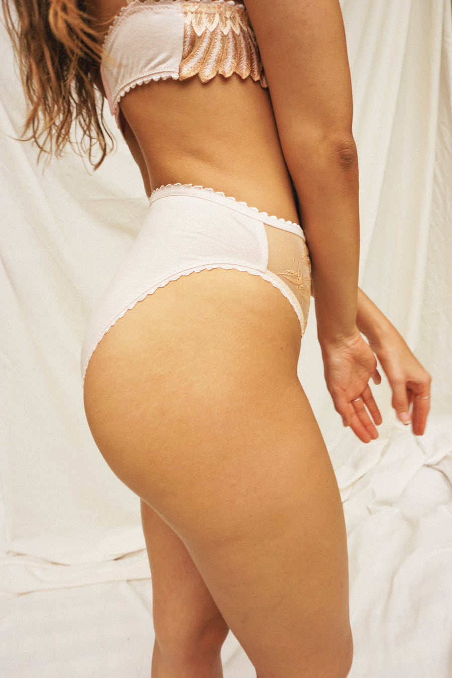 Paloma High Leg Knicker ~ Sold Out