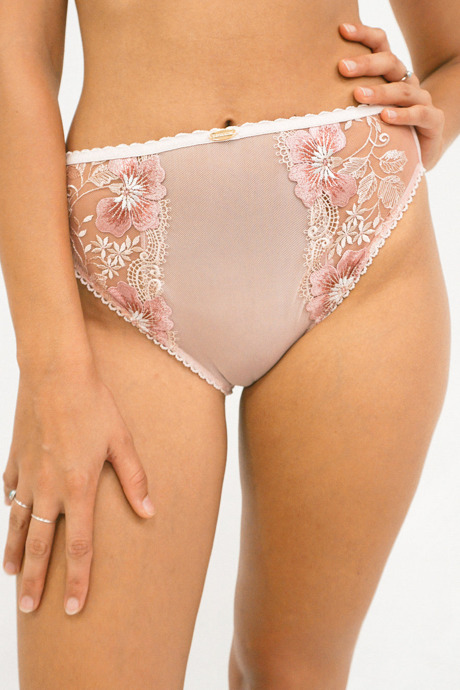 Rosie High Waist Knicker