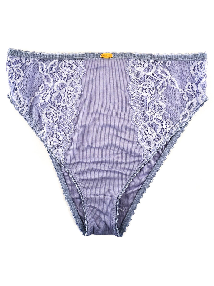 Pebble High Leg Knicker