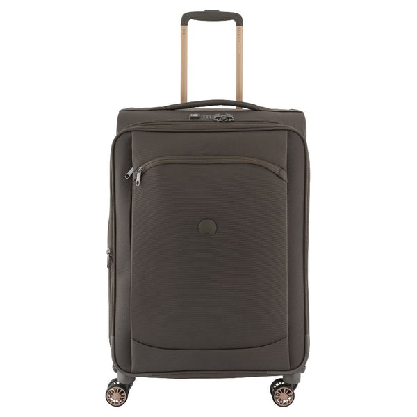 Delsey Montmartre air 68/77/83cm 4 double wheels expandable trolley case - TRAVEL WITH US➜行李部