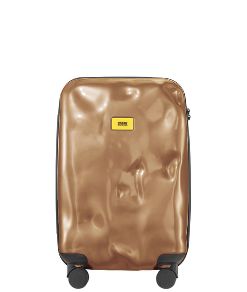CRASH BAGGAGE Bronze Face cabin 55cm - TRAVEL WITH US➜行李部