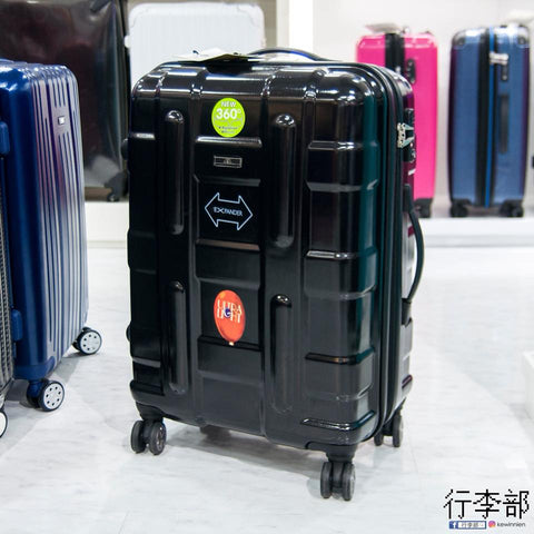 Polo Club 4 wheels Trolley Case 21/25/29inch - TRAVEL WITH US➜行李部