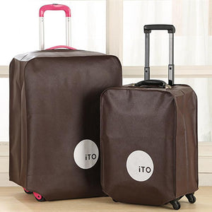 Luggage Cover - TRAVEL WITH US➜行李部