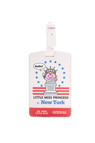 American Tourister MMLM Luggage ID Tag - TRAVEL WITH US➜行李部