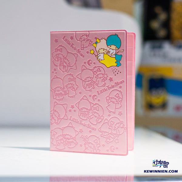 SANRIO PASSPORT HOLDER 正版卡通護照套