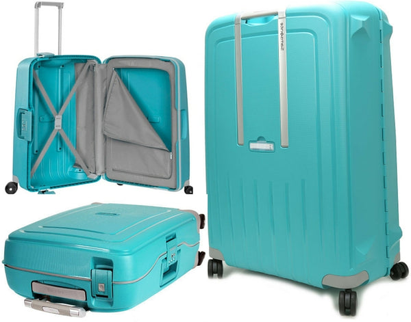 免費送貨 Samsonite S'Cure 10U luggage 25/28inch 10年保養