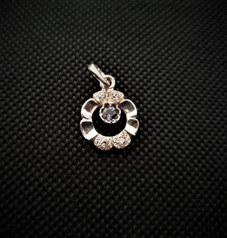 Spinel Ladies Pendant  3