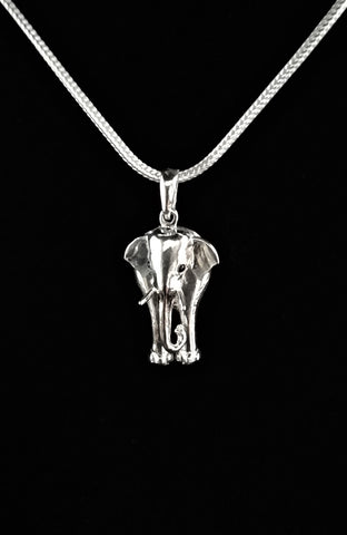 Safari Elephant Pendant