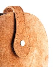Afbeelding in Gallery-weergave laden, Brown suede redondo