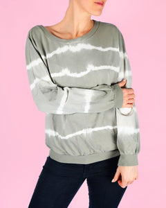 Cosy grey sweater