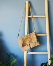 Afbeelding in Gallery-weergave laden, Brown croco bag