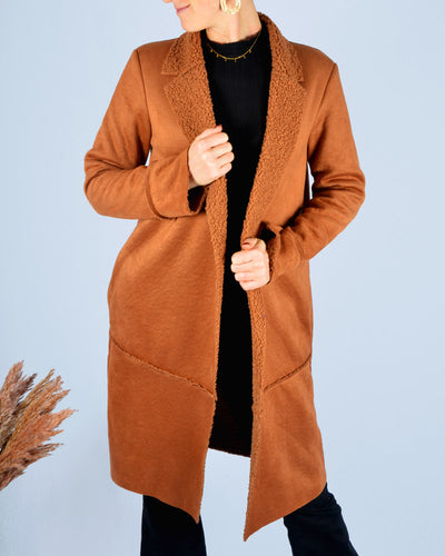 Brownie coat