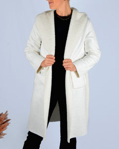 Snow white coat