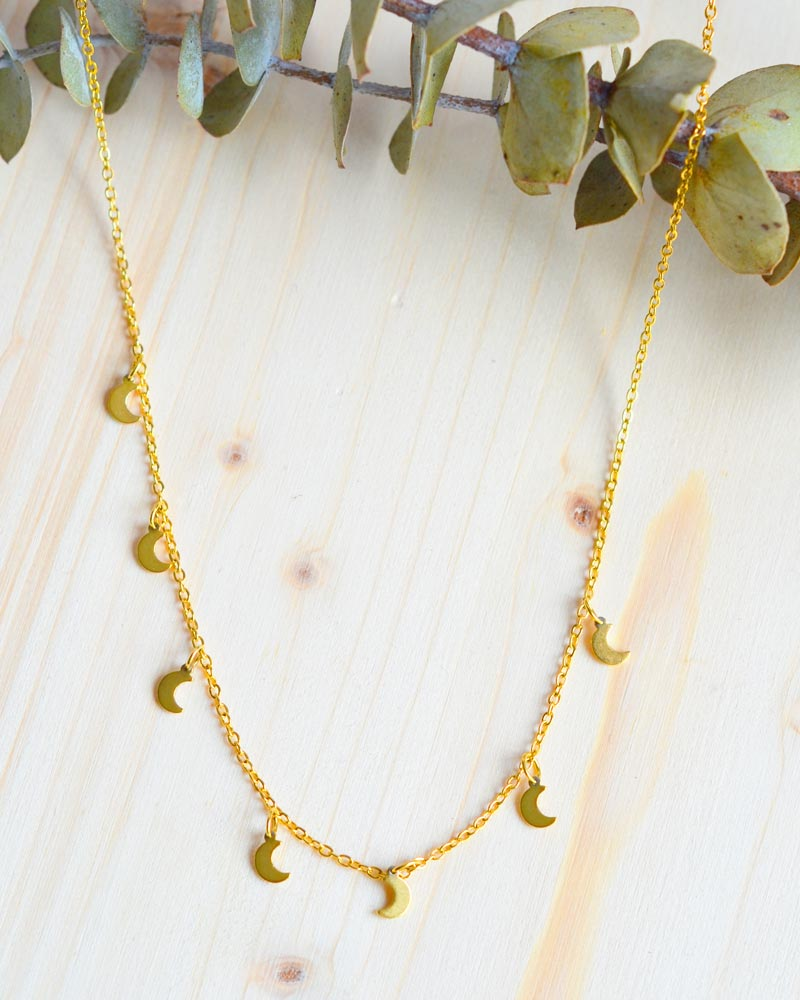Lunitas necklace