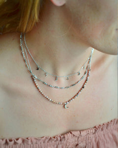Lunitas necklace silver