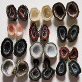 "Tabasco Geodes ""The Dozen"" Bundle (12 pairs)(Assorted Colors)"